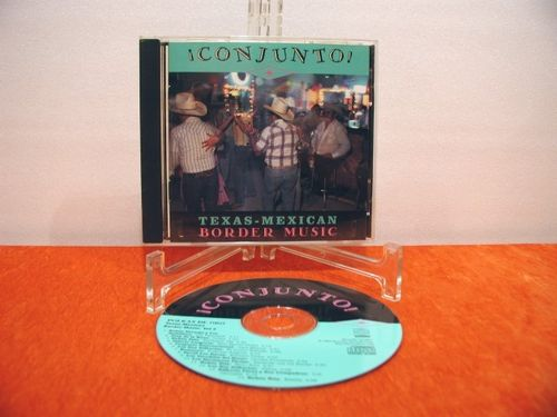 Conjunto Texas Mexican Border Music Vol. 5