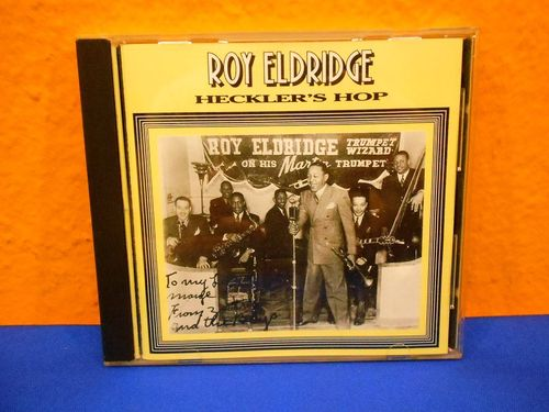 Roy Eldridge Heckler's Hop HEP CD 1030