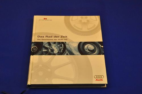 German book The history of Audi AG