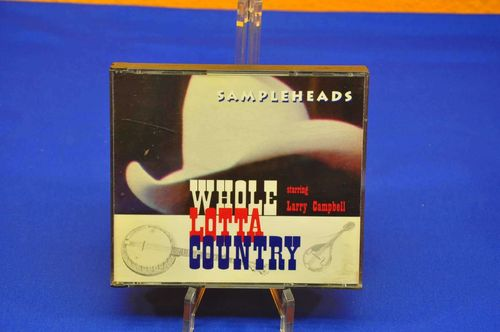 Sampleheads Whole Lotta Country Larry Campbell