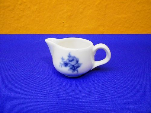Rosenthal Blue Rose Creamer Portion Potty