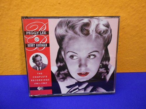 Peggy Lee & Benny Goodman 1941 - 1947 CD Set