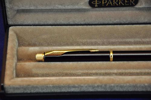 Parker B53 classic G. T. mechanical pencil in black