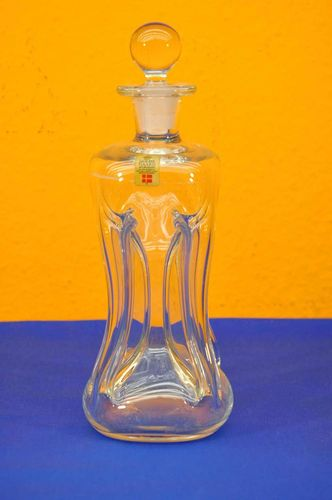 Holmegaard Kluk Bottle Carafe clear