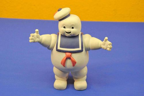 Marshmallow Man of Ghostbusters Columbia Pictures 1984