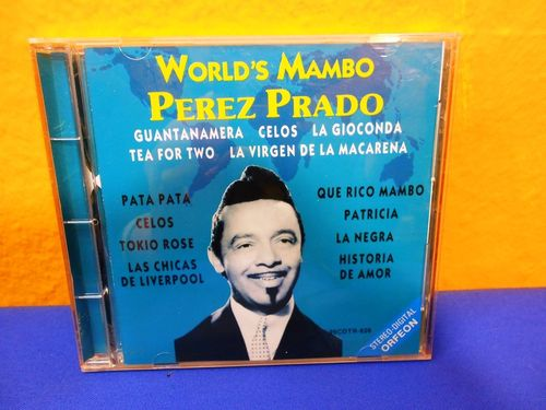 World's Mambo Perez Prado Orfeon CD