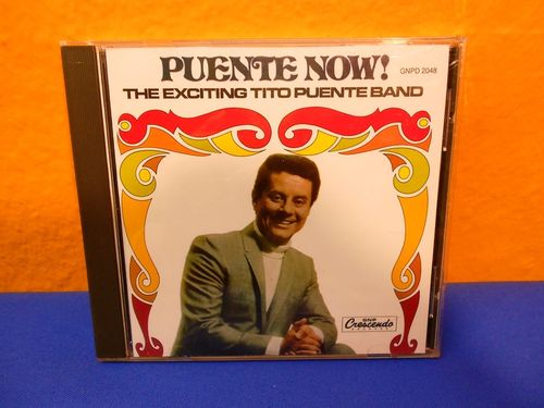 Puente Now The exciting Tito Puente Band GNPD 2048