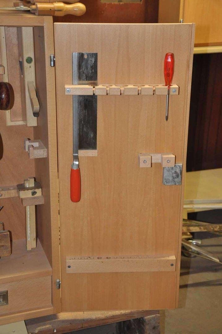 Tools Cabinet Ulmia Set Carpenter 27 Parts For Sale At Kusera