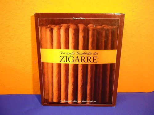German book The great history of the cigar