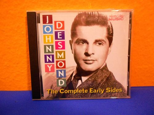 Johnny Desmond The Complet Early Side CD