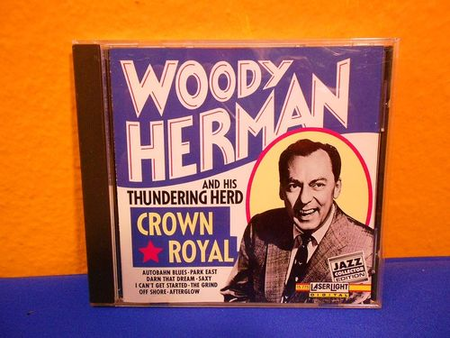 Woody Herman And His Herd Delta Music CD