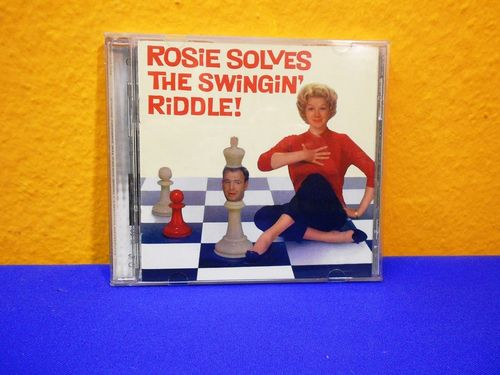 Rosemary Clooney Rosie solves the swinging' Riddle