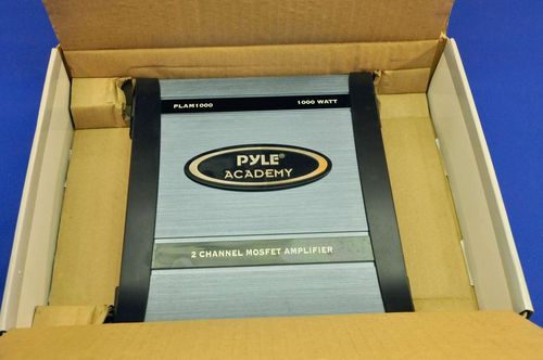 Pyle Academy PLAM1000 2 Channel Mosfet Amplifier 1000 W