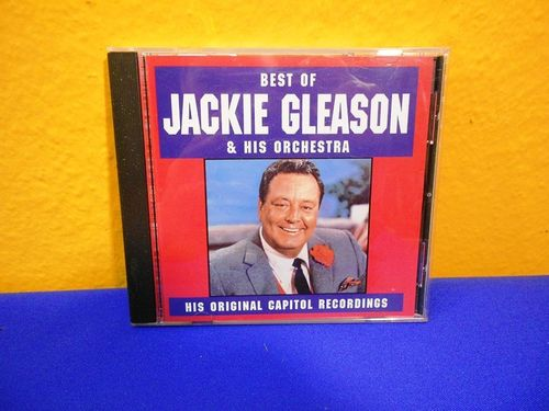 Best of Jackie Gleason & His Orchestra Curb CD