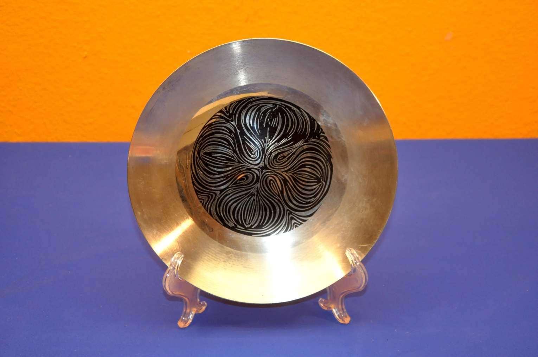 Designer fruit bowl WMF Ikora with tower mark 1930 - shop KuSeRa