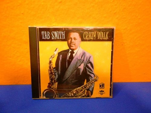 TAB SMITH Crazy Walk Delmark CD 2004
