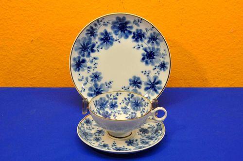 Wallendorf 1764 Porcelain Set Real Cobalt & Buy many other porcelain ceramic brands online from KuSeRa
