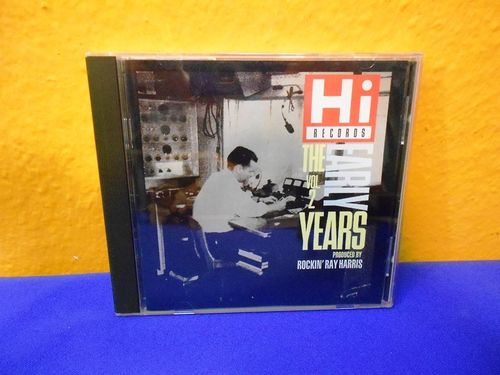 HI RECORDS The Early Years Vol. 2 CD