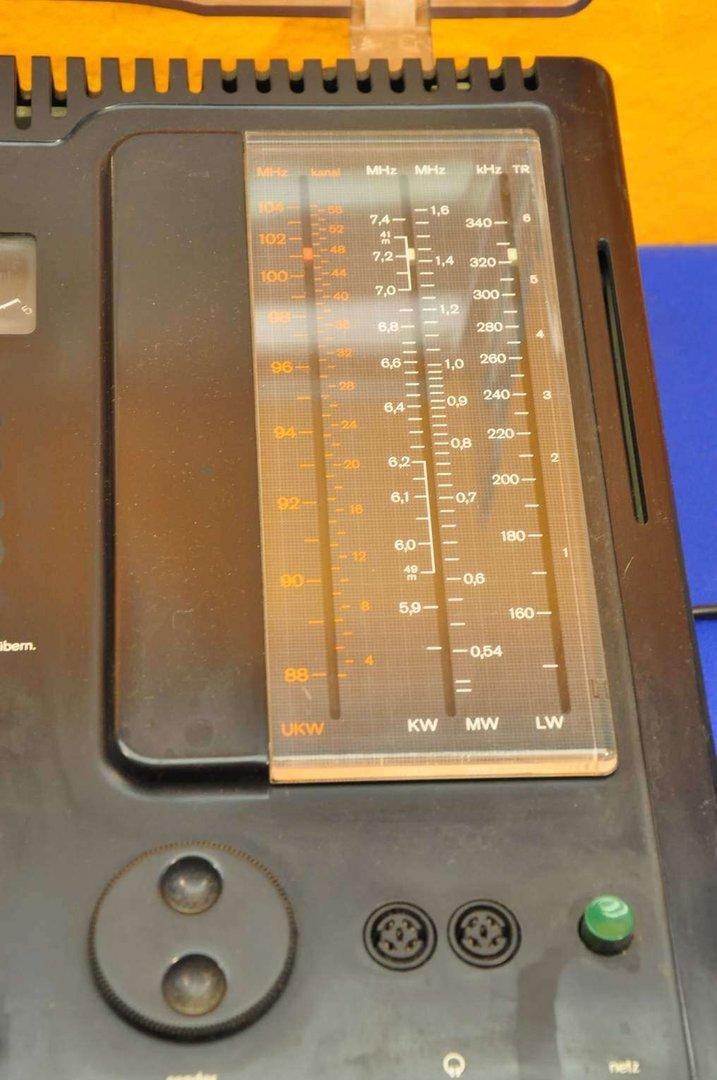 Braun Audio 308 designer stereo system around 1970s