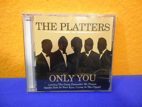 The Platters Only You PML 1035 CD