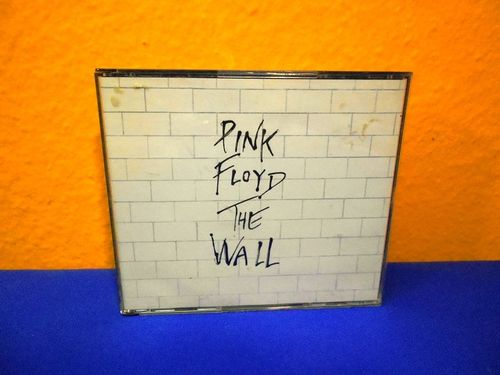2 CD Set EMI Pink Floyd THE WAll