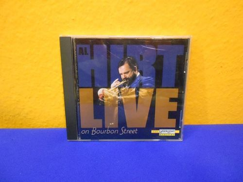 Al Hirt Live on Bourbon Street 17075 CD