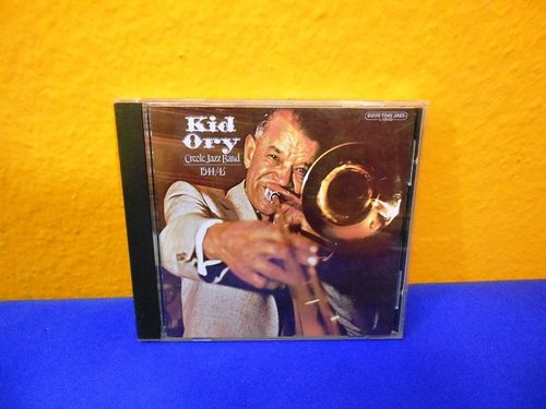 CD GTJCD-12022-2 Kid Ory's Creole Jazz Band 1944/1945