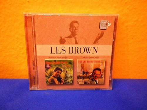 CD Dance To South Pacific The LES BROWN Story