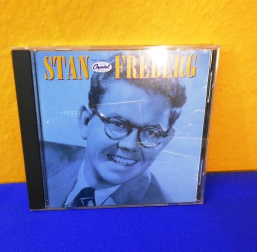 CD The best of Stan Freberg The Capitol Years