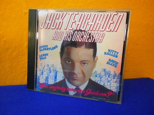 Has Anybody here seen Jackson Jack Teagarden CD