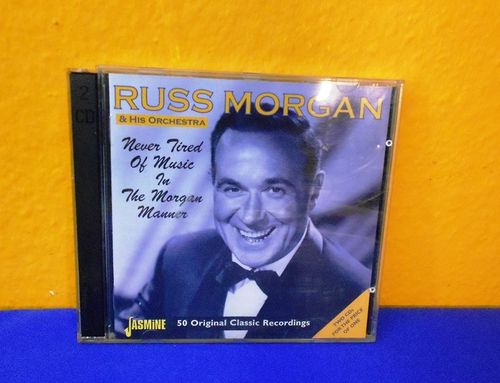 CD Russ Morgan Music in the Morgan Manner