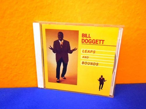 Bill Doggett Leaps and Bounds Charly CD 281