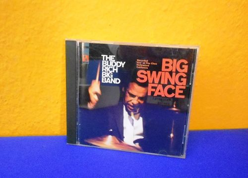Buddy Rich Big Swing Face CD Live