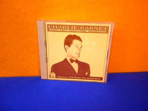 Charlie Barnet Original 1938 Radio Transcription CD