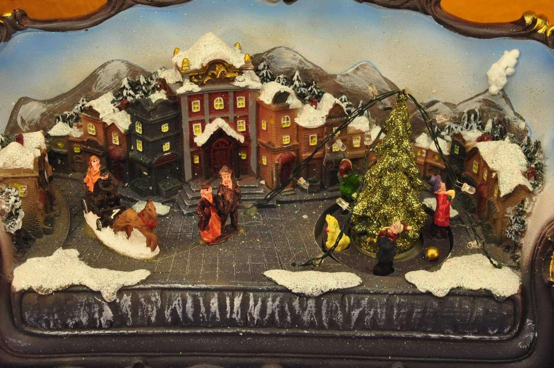 LED Beleuchtung Weihnachten Szene mit Bewegung - Shop KuSeRa