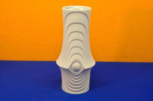 OP Art Vase SWING Royal Bavaria Porzellan Handarbeit