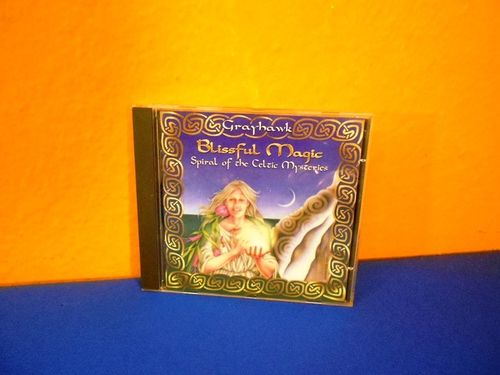 Grayhawk Blissful Magic Subspace Music CD