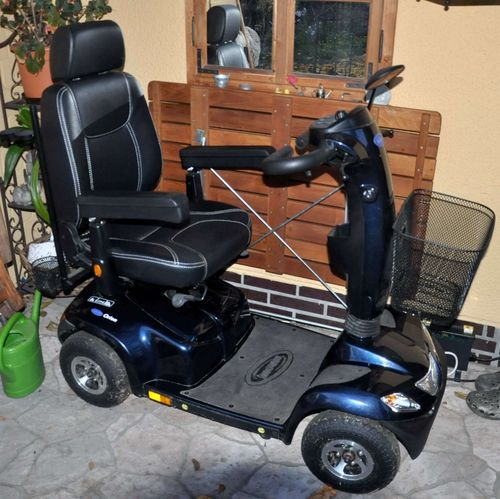 Invacare Orion Scooter 6 km/h + accessories built 2016