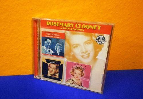Rosemary Clooney Date with King on Stage Tenderly