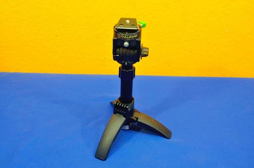 Shoulder table tripod Cullmann with quick release plate