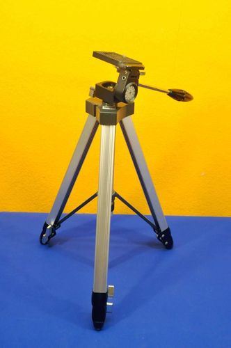 SUSIS 540 tripod with 3D tripod head 70s