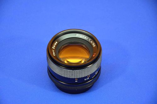Lens Carl Zeiss Planar 1,4/50 T* for Contax / Yashica