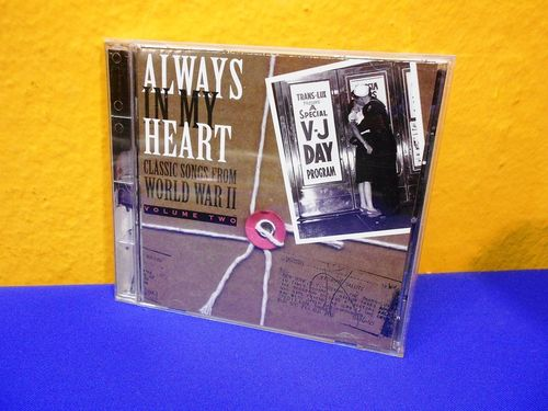 Always in my Heart Classic Songs from World War II CD