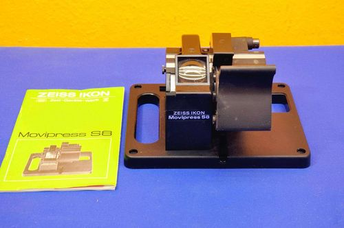 Zeiss Ikon Moviepress S8 film cutter splicer