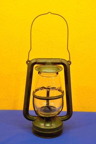 FROWO 660 mixed air lantern kerosene lamp 1934