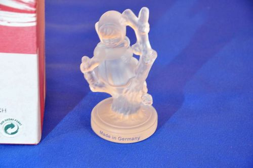 Goebel Crystal Figure Apple Tree NOS