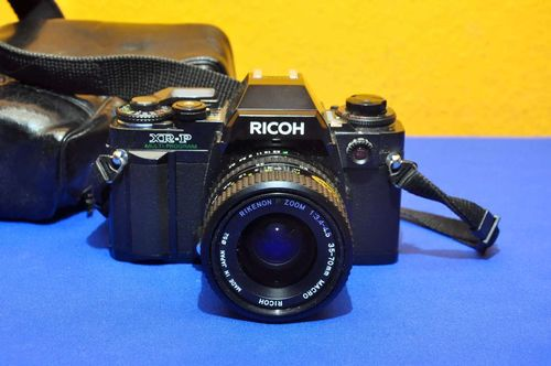 Ricoh XR-P Multi Program + Rikonen P Zoom 35-70mm Macro