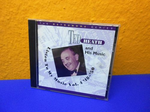 Ted Heath Listen To My Music Vol 4