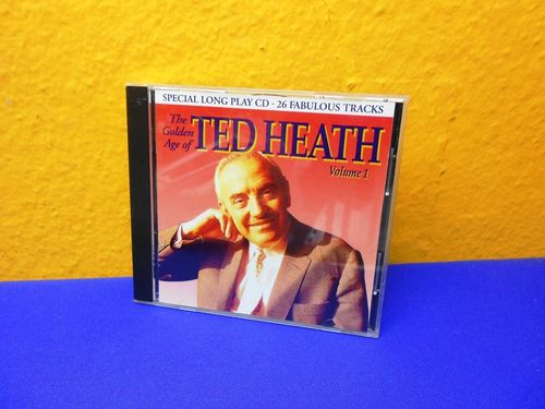 The Golden Age of Ted Heath CD SIV 6102