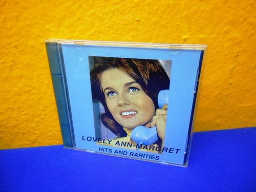 Lovely Ann-Margret Hits and Rarities CD